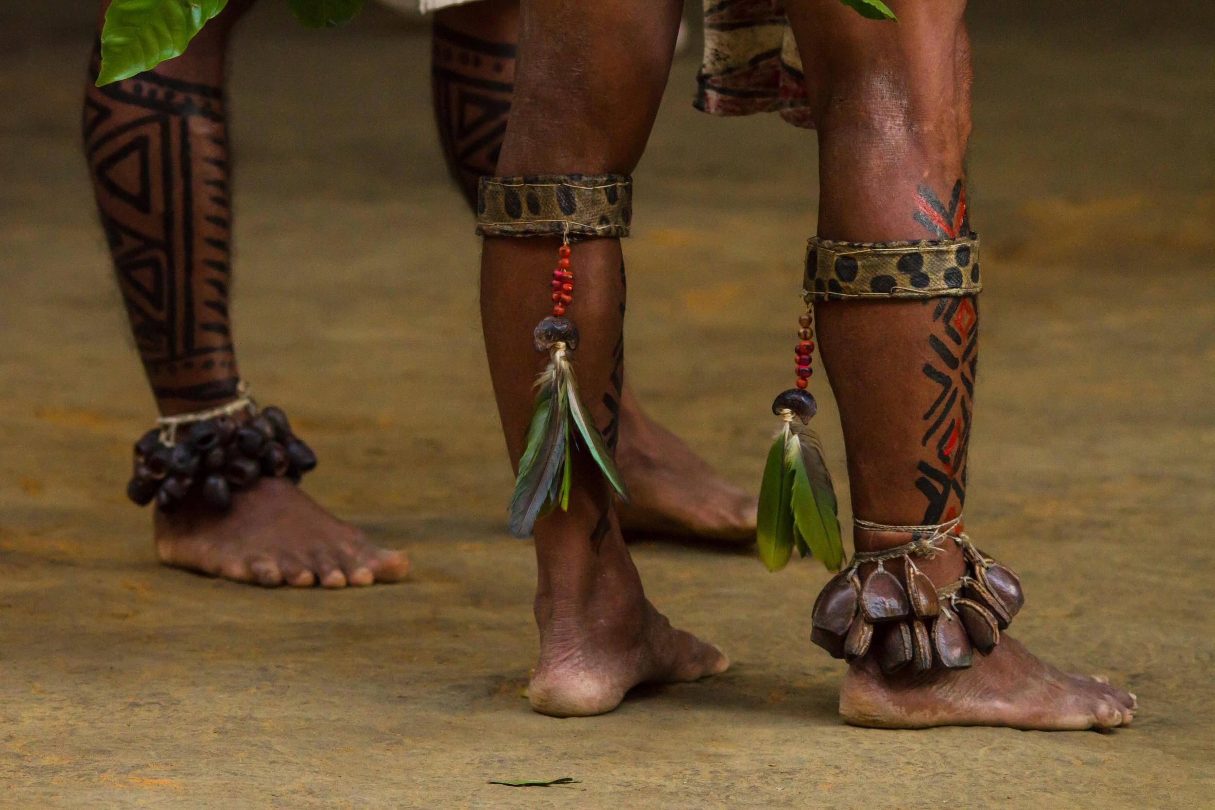Simbolos indigenas e seus significados