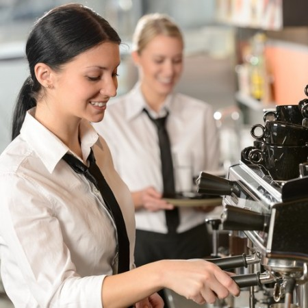 Barista. Foto: CandyBox Images / Shutterstock.com