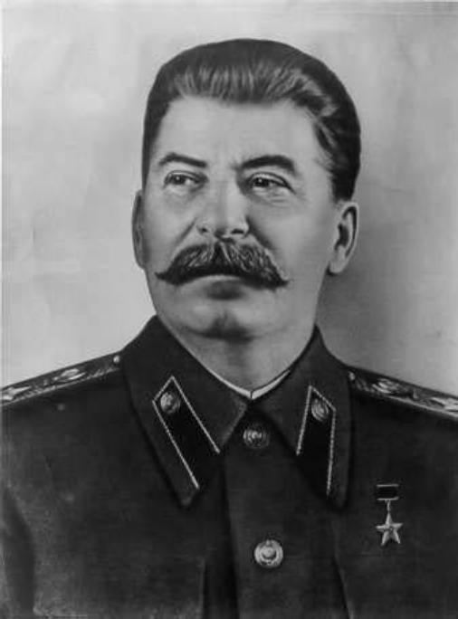 The reign of joseph stalin in russia