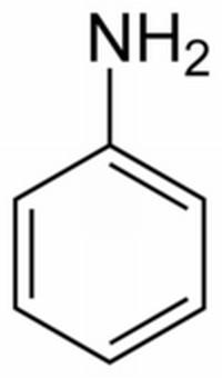 Molécula de Anilina