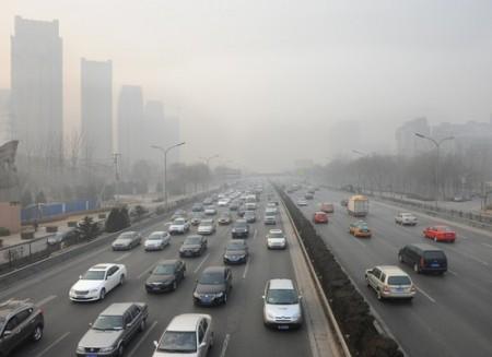 Nevoeiro fotoquímico em Pequim, China. Foto: Hung Chung Chih / Shutterstock.com