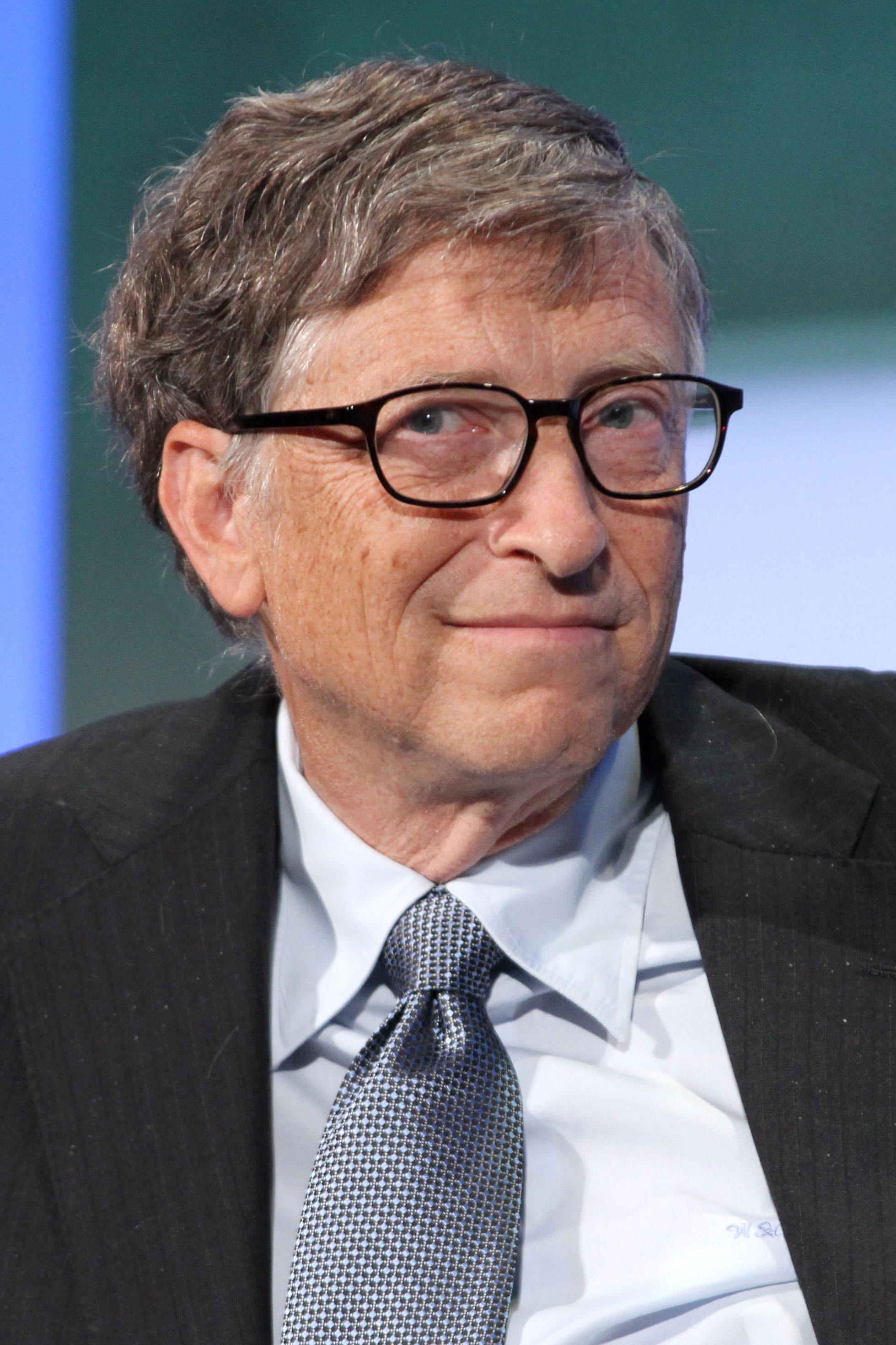 Bill Gates - Biografia - InfoEscola
