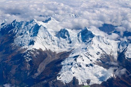 Cordilheira dos Andes. Foto: Richie Ji / Shutterstock.com