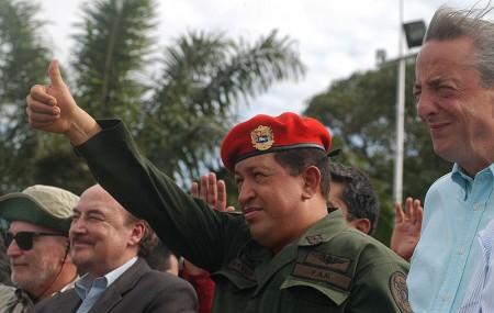 Hugo Chávez. Foto: Presidencia de la Nación Argentina [CC-BY-2.0], via Wikimedia Commons