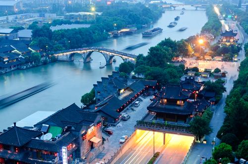 Grande Canal da China. Foto: Zhao jian kang / Shutterstock.com