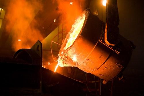 Fabricação de Aço - Siderurgia - Indústria - InfoEscola