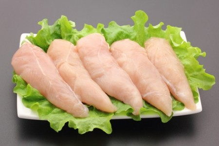 Carne branca. Foto: hanabiyori / Shutterstock.com