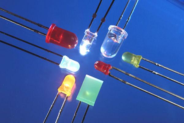 Conhecendo componentes eletronicos Leds