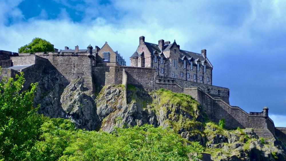 Castelo de edimburgo esc cia infoescola for Oficina turismo edimburgo