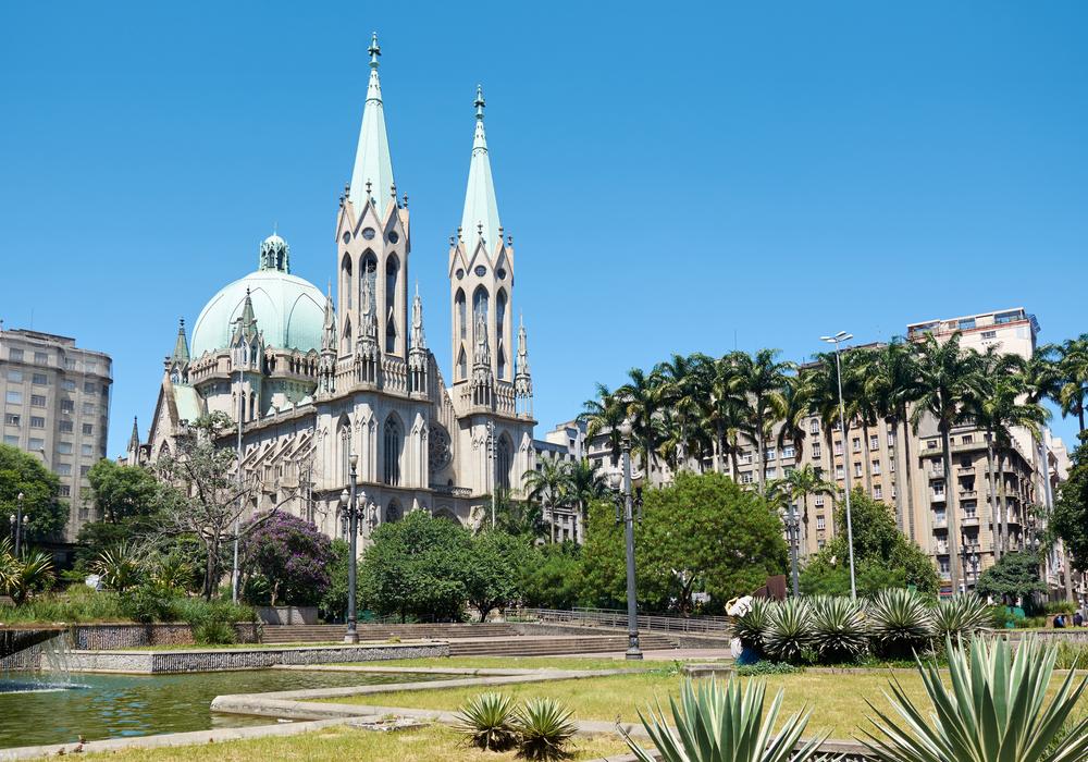 Catedral da Sé - São Paulo - InfoEscola