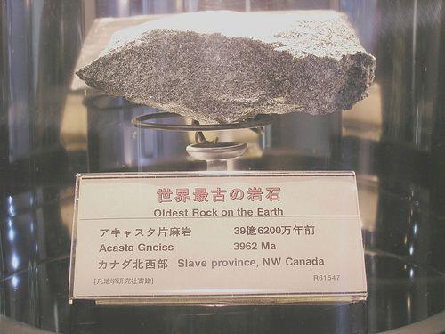 Idade da Terra - Geologia