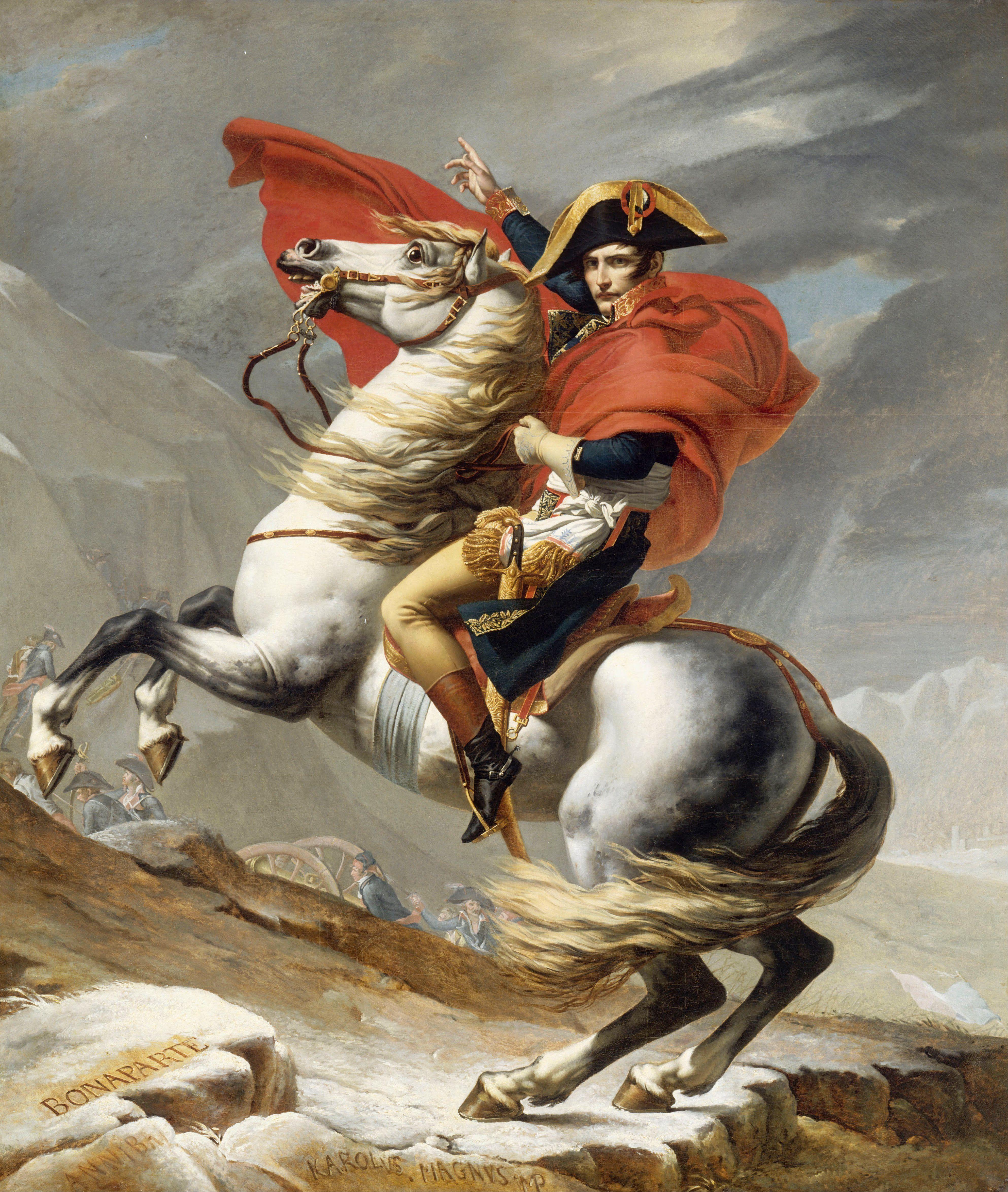 Napoleão Bonaparte Biografia Do Imperador Francês Infoescola