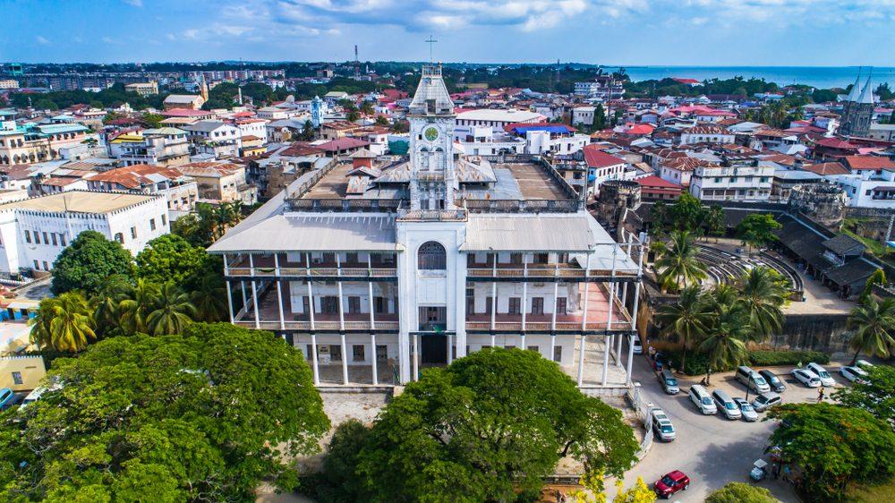 Cidade de pedra de Zanzibar - Tanzânia - InfoEscola