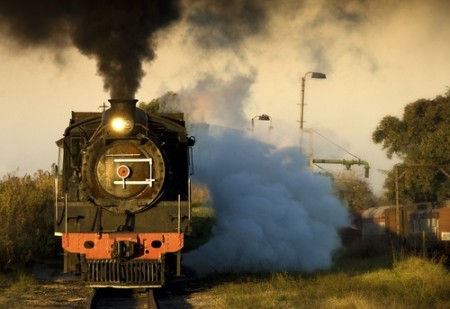 Motor a vapor. Foto:  eClick / Shutterstock.com