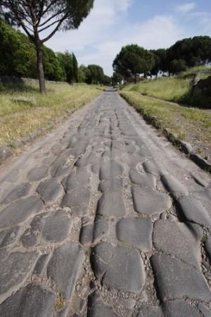 Via Appia. Foto: Roberto Aquilano / Shutterstock.com