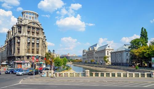 Bucareste. Foto: ncristian / Shutterstock.com