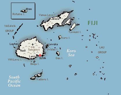 Fiji Pais Da Oceania Infoescola