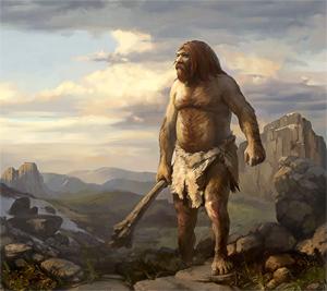 Resultado de imagem para homem neandertal