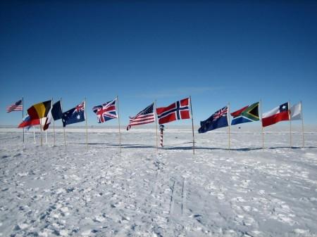 Pólo Sul. Foto: ESRL / NOAA