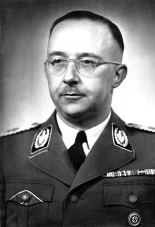 Heinrich Himmler, 1942.