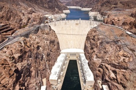 Represa Hoover. Foto: Rigucci / Shutterstock.com