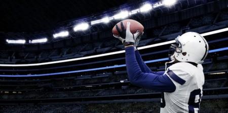 Futebol americano. Foto: Brocreative / Shutterstock.com