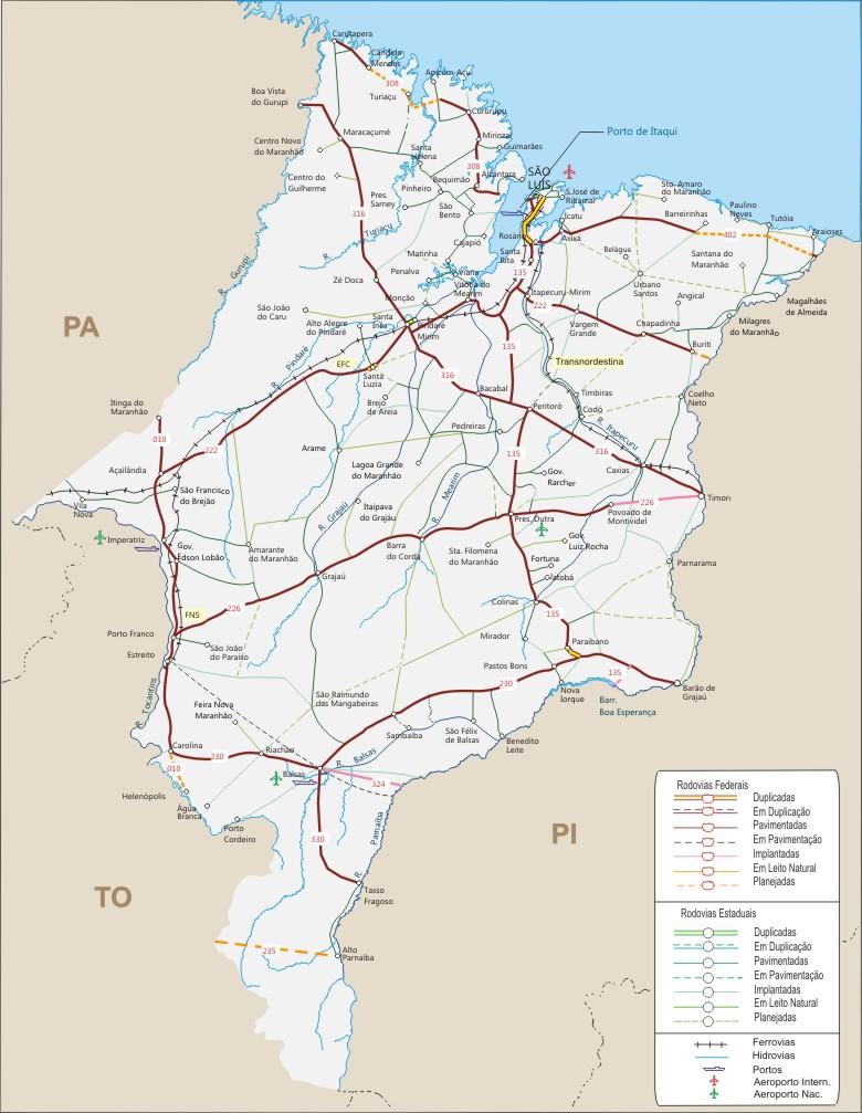 Mapa Rodoviario Brasil Pdf
