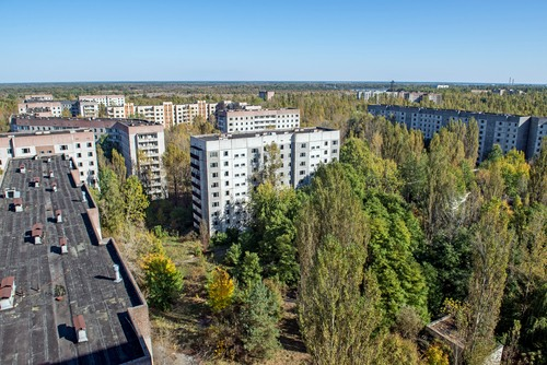 Pripyat. Foto: Fotokon / Shutterstock.com
