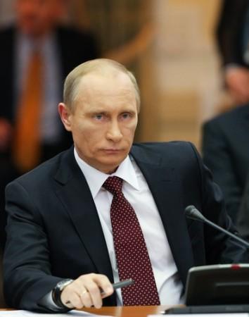 Vladimir Putin. Foto: Mark III Photonics / Shutterstock.com
