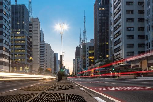 Avenida Paulista. Foto: Thiago Leite / Shutterstock.com