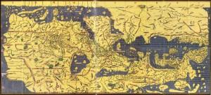 Tabula Rogeriana (1154).