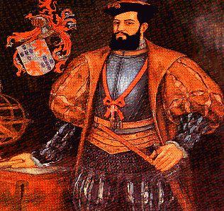 Resultado de imagen de Martín Alfonso de Sousa