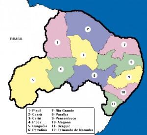 republica do nordeste