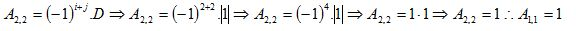 matriz inversa29