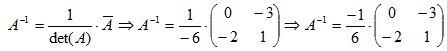 matriz inversa33