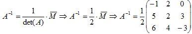 matriz transposta12
