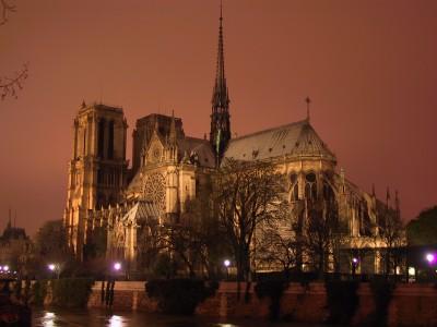 Catedral de Notre-Dame. Foto: Steven G. Johnson / Wikimedia.