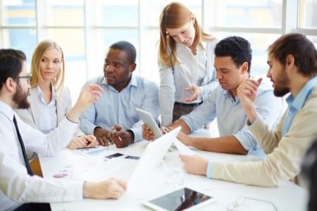 Brainstorming. Foto: Pressmaster / Shutterstock.com