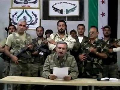exercito livre da siria