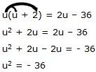 equacoes impossiveis