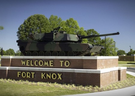 Fort Knox. Foto: US Army / via Wikimedia Commons
