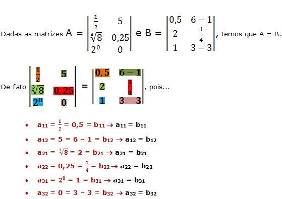 igualdade de matrizes3