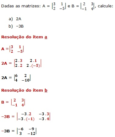 multiplicacao matrizes numero real3