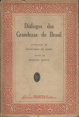 dialogos das grandezas do brasil