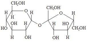 molecula-sacarose