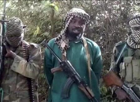 Abubakar Shekau, líder do grupo terrorista. Foto: divulgação.