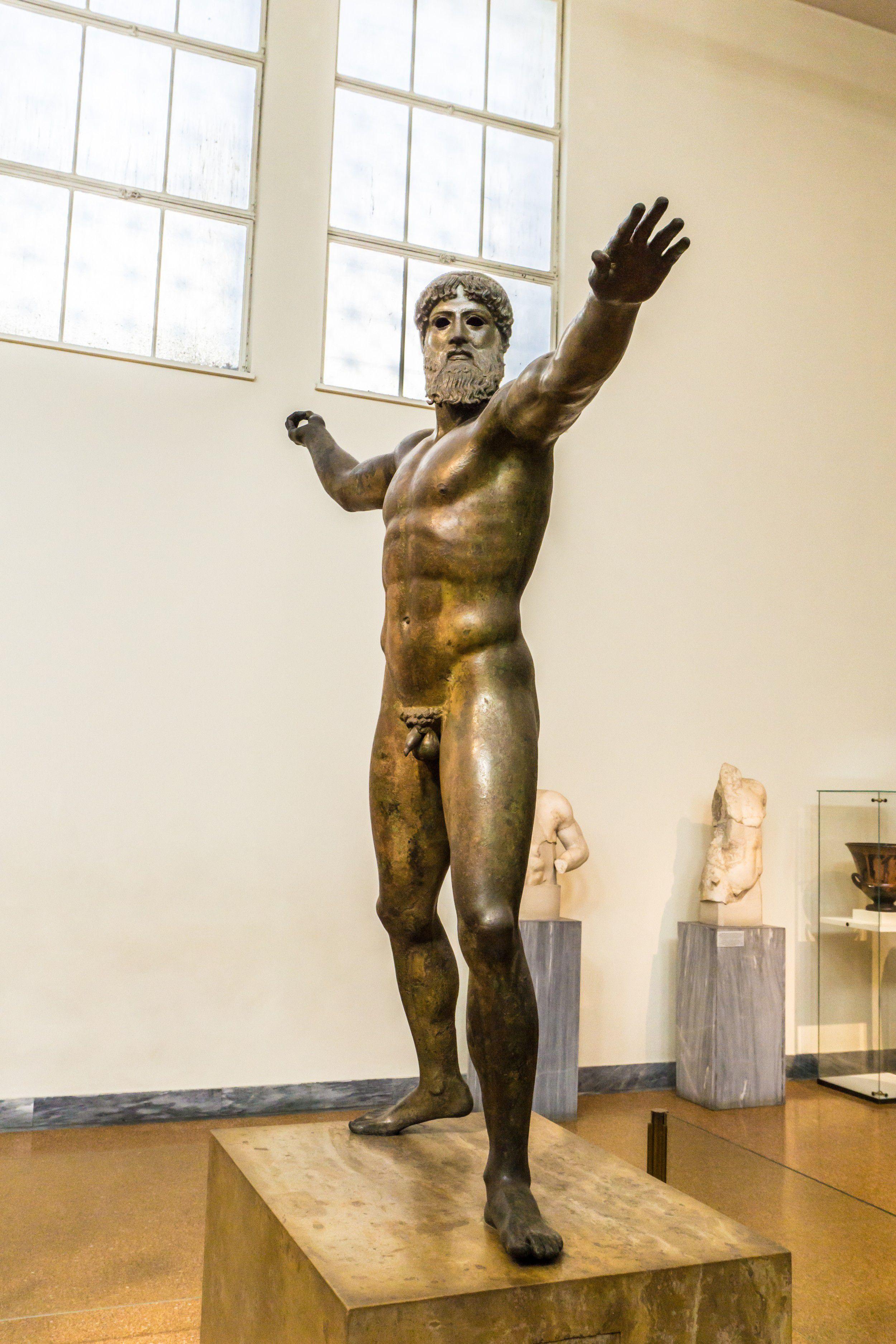 arte grega infoescola