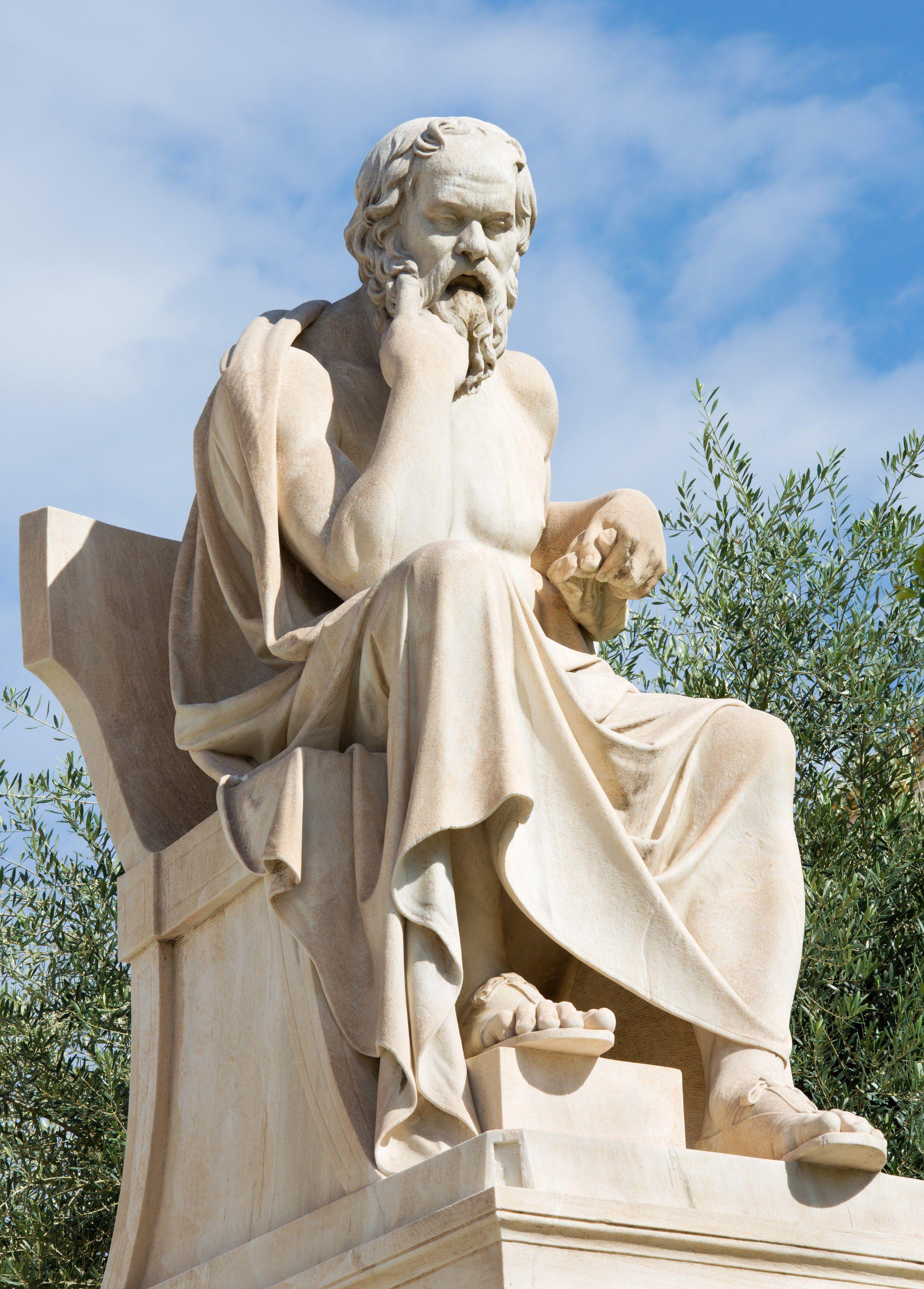 Sócrates - Biografia do filósofo grego - InfoEscola