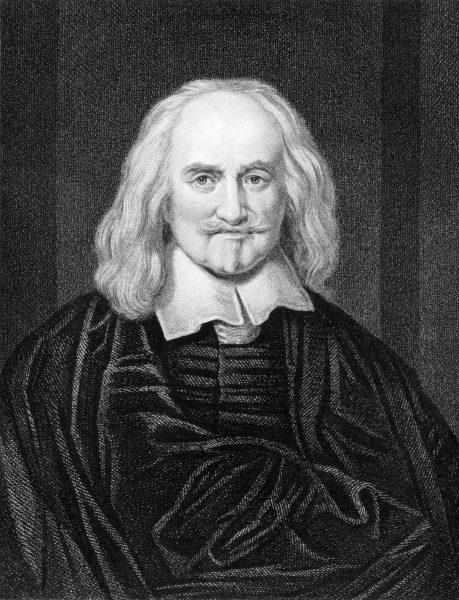 Thomas Hobbes - Filósofo - InfoEscola