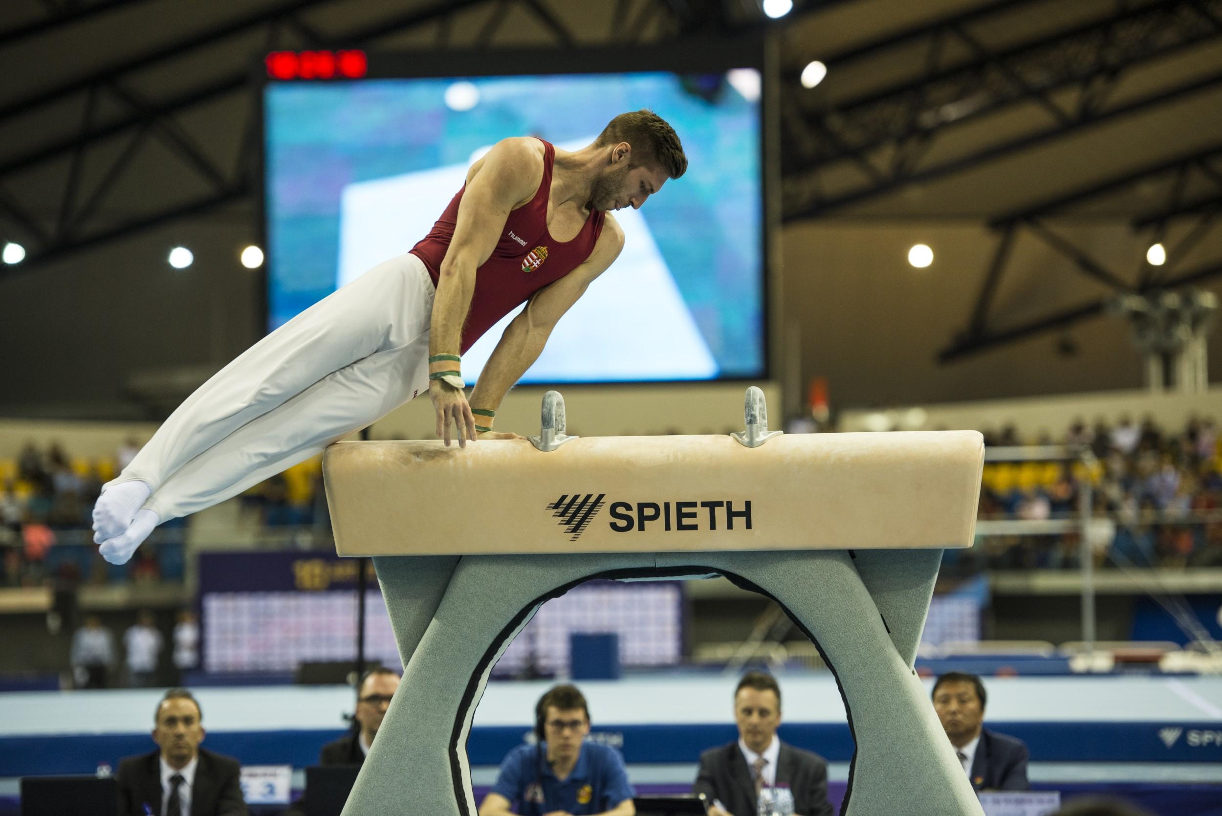 ginástica artística esportes infoescola